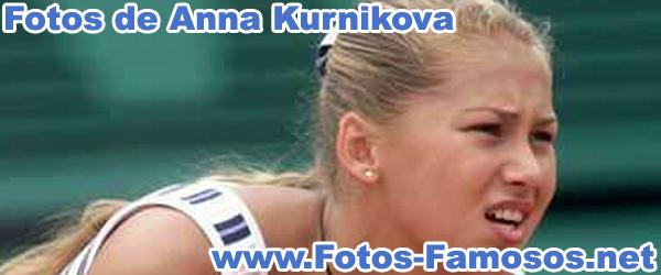 Fotos de Anna Kurnikova