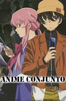 Anime Conjunto: Mirai Nikki