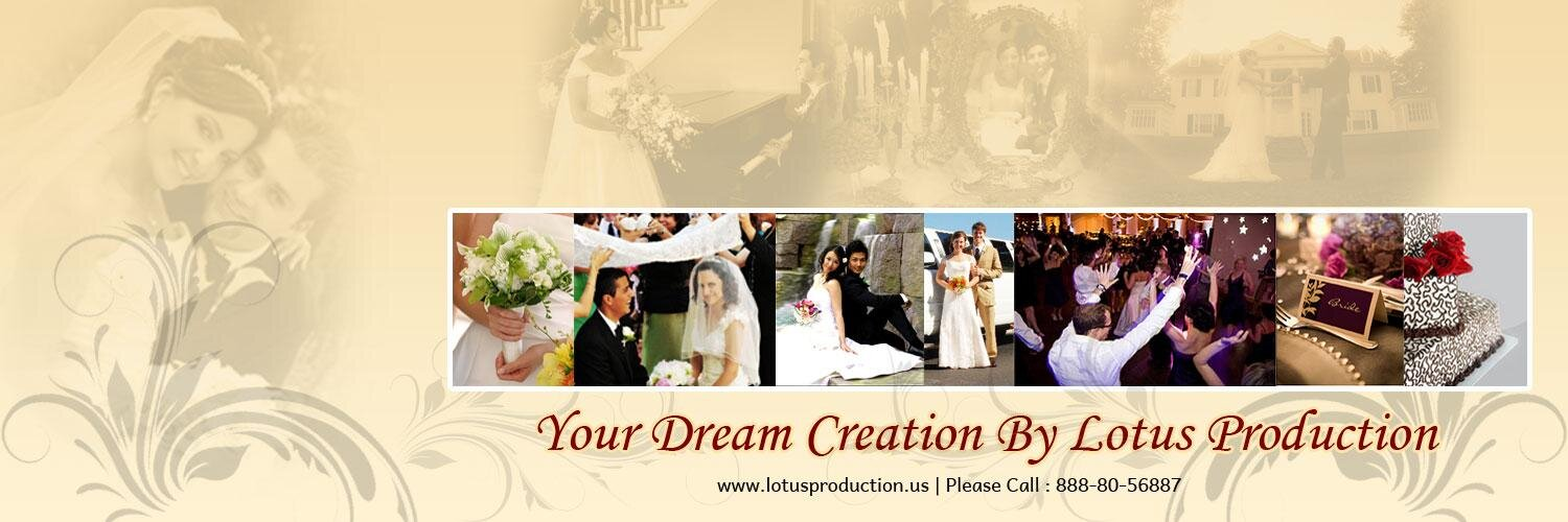 Lotus Production Wedding And Event Services Practical Lovers Weddings