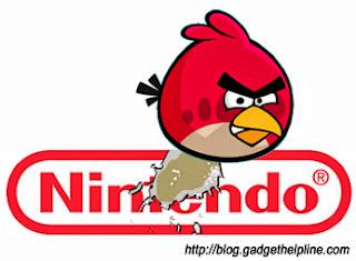 Nintendo ANGRY Birds