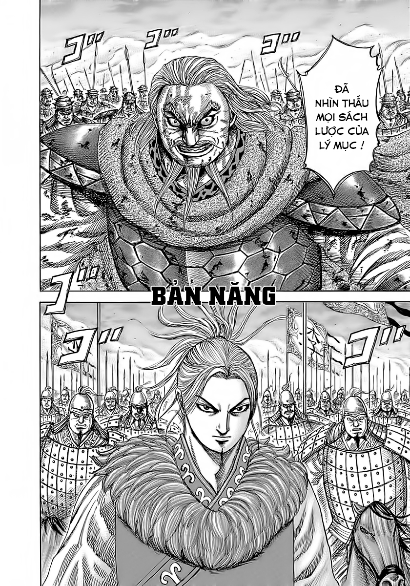Kingdom – Vương Giả Thiên Hạ (Tổng Hợp) chap 323 page 3 - IZTruyenTranh.com