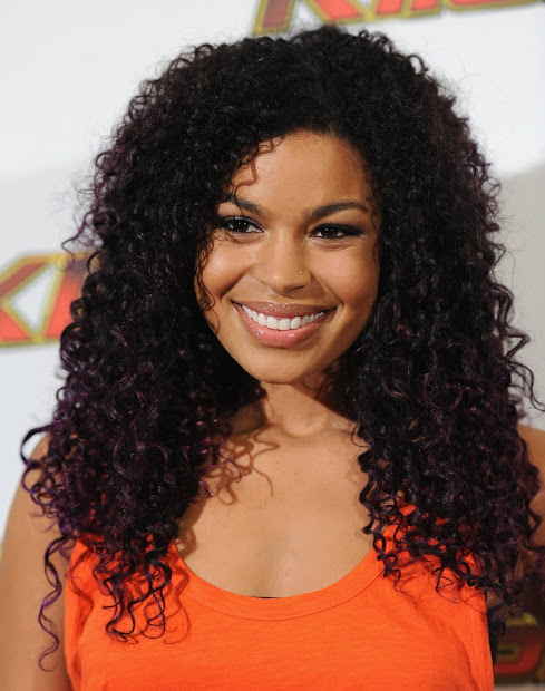 latest curly hairstyles women