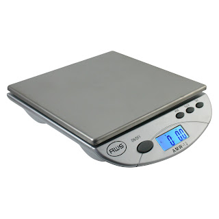 stainless top digital scale homebrew finds