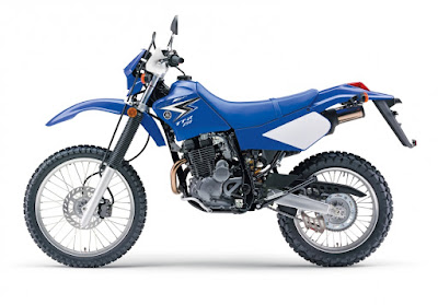 Foto Motor Trail Yamaha