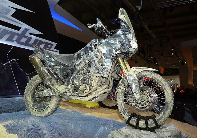 Honda Africa 1000 Milan Concept