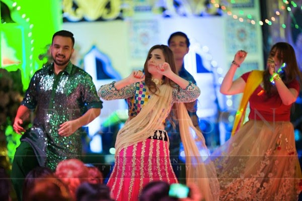 Sharmila Farooqi Wedding Ceremony Pictures 5