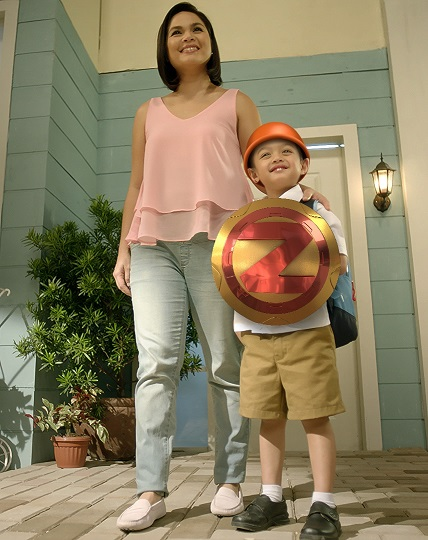 Ceelin Plus gives our kids added protection from viruses