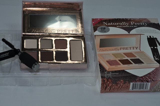 IT Cosmetics Naturally Pretty Must Haves Eye Set