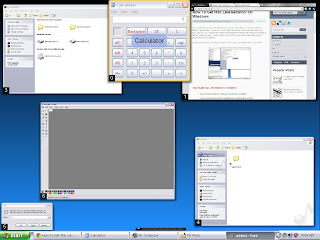 mac like behavior on windows