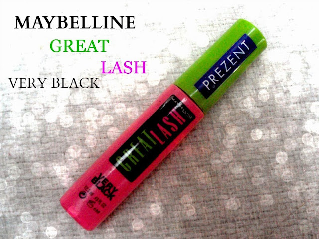 Maybelline, Great Lash Mascara