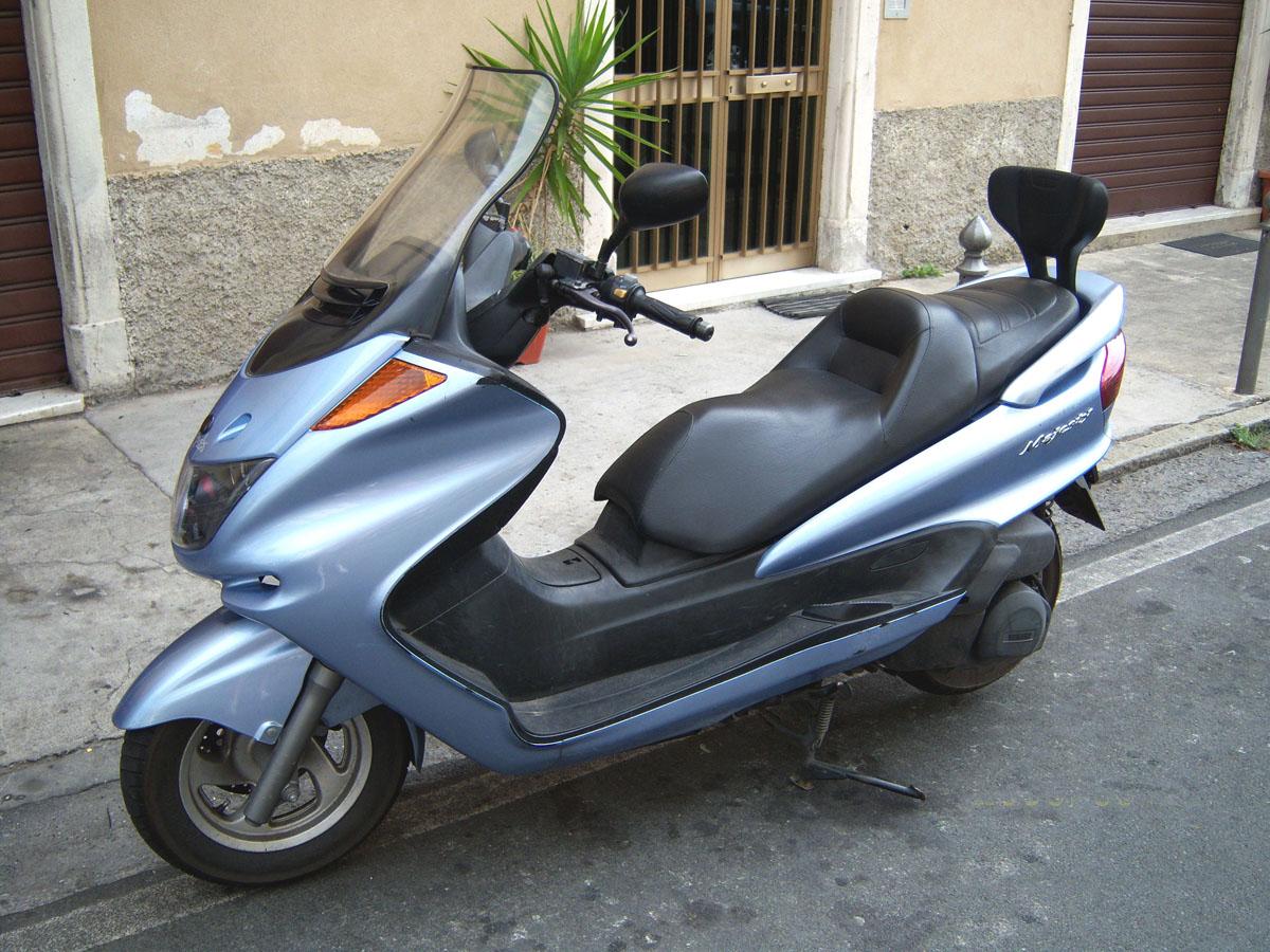 Fast Havey Bikes Yamaha Majesty 250