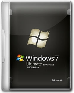 Windows 7 Ultimate SP1 x86   PTBR + Serial