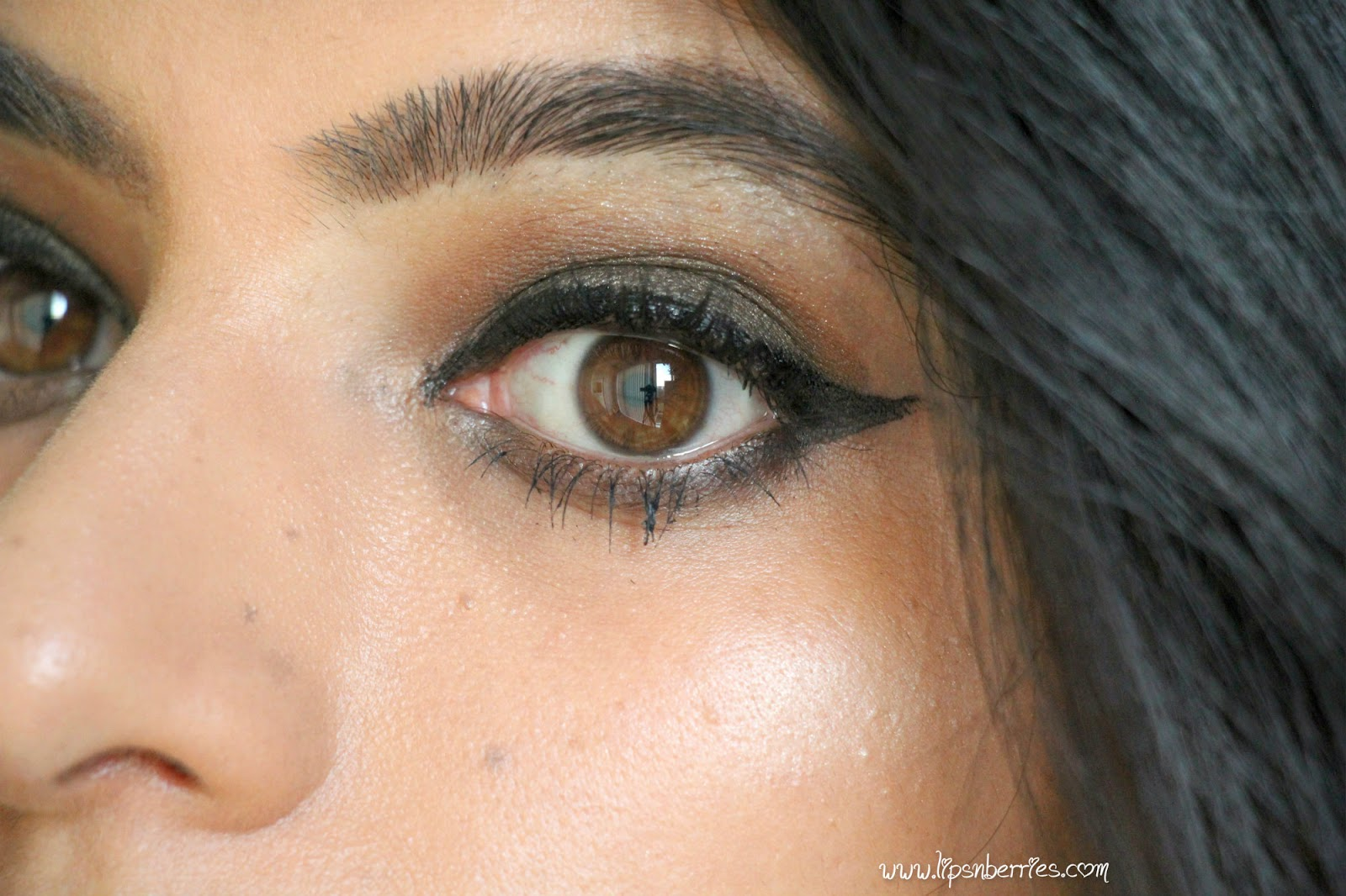 Essence Quattro eyeshadow to die for