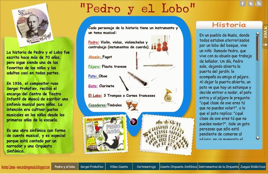 http://andariegamusical.wix.com/pedro-y-el-lobo