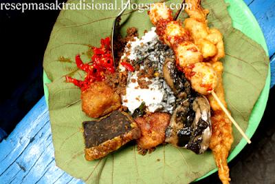 Resep Cara Membuat Nasi Jamblang (Cirebon)