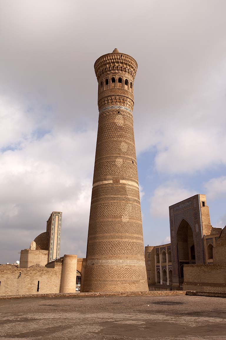 Bukhara in the past, History of Bukhara