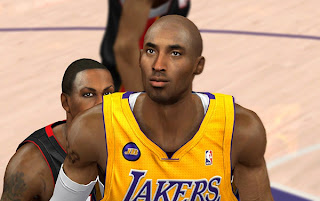 NBA 2K13 Kobe Bryant Cyberface Patch v3 | NBA2K