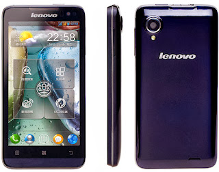 Lenovo P770 HP Android Jelly Bean Murah Dual Core 4.5 inch