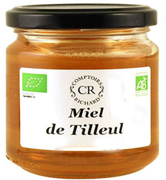 Bienfaits du miel de tilleul