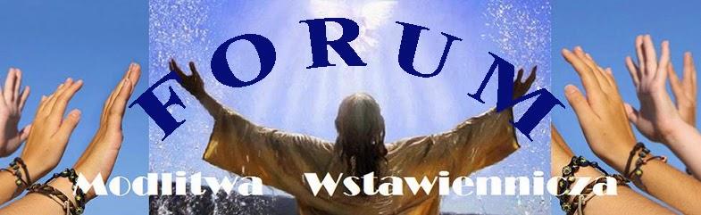 Forum Modlitwy Wstawienniczej