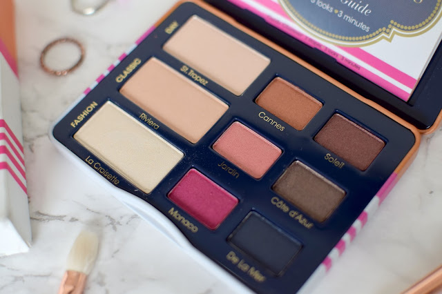 Too Faced a la mode Eyes Palette Review