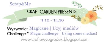 http://craftowyogrodek.blogspot.com/2014/10/wyzwanie-magiczne-uzyj-mediow-ze-scrap.html
