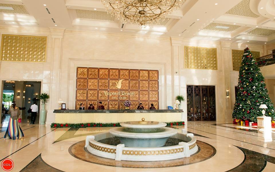 Khu nghĩ dưỡng cao cấp Phú Quốc Vinpearl Resort 7