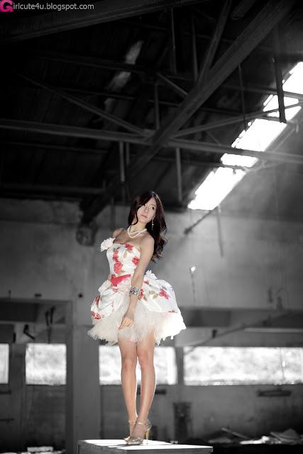 2 Angel Han Ji Eun-very cute asian girl-girlcute4u.blogspot.com
