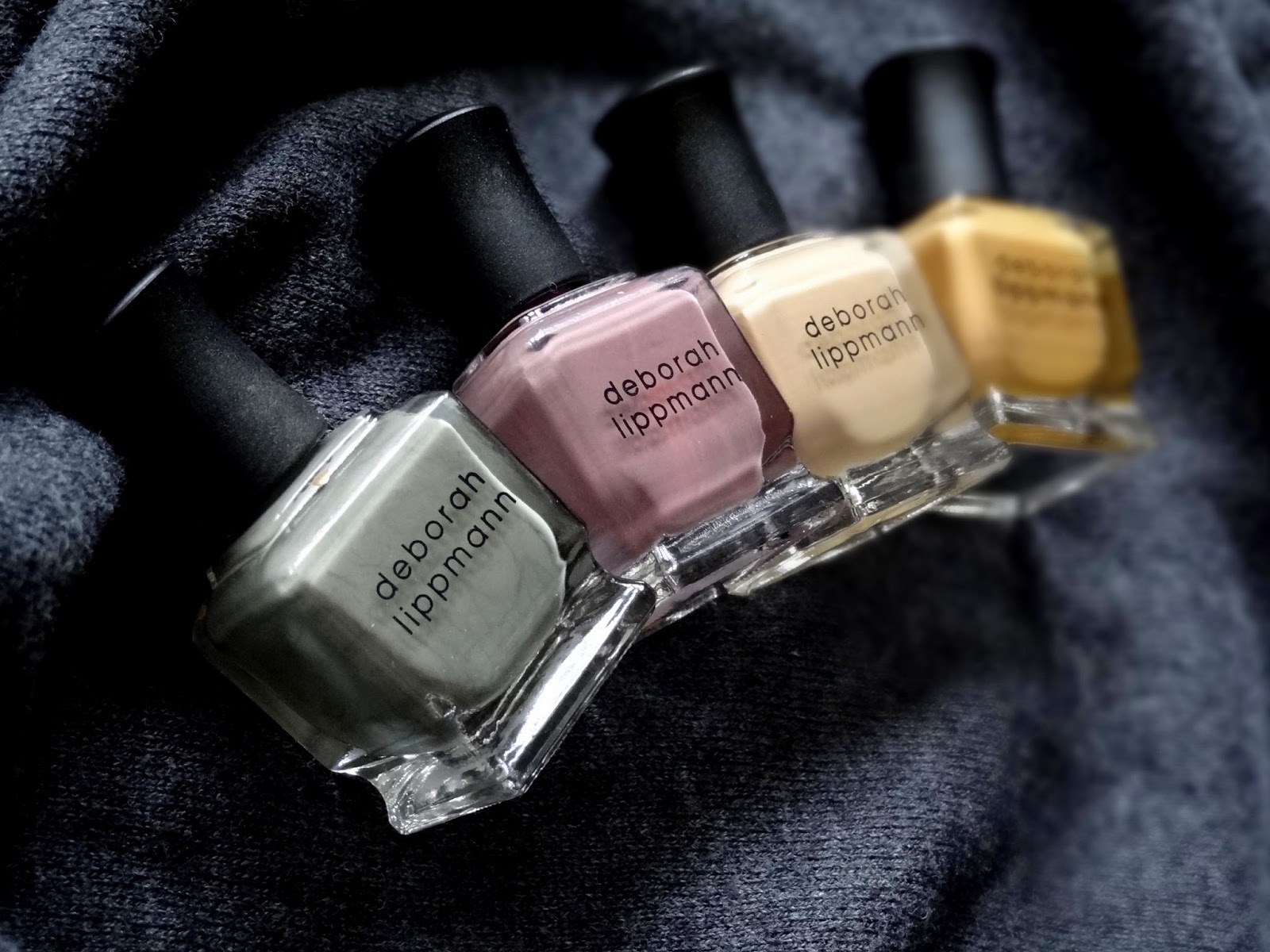 Deborah Lippmann Painted Desert Summer 2015 Collection