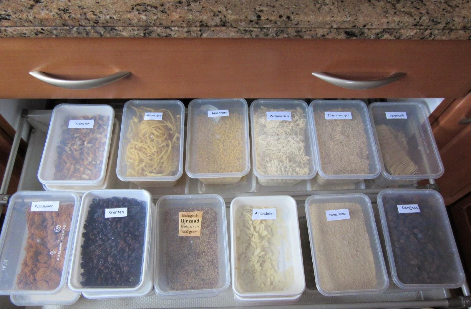 Keukenkast En Organiseren : Organiseren ecosia