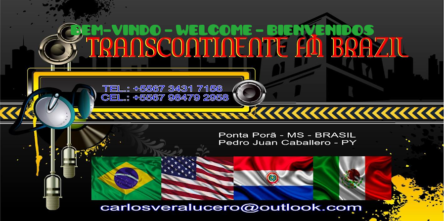 Blogger TRANSCONTINENTE FM INTERNATIONAL