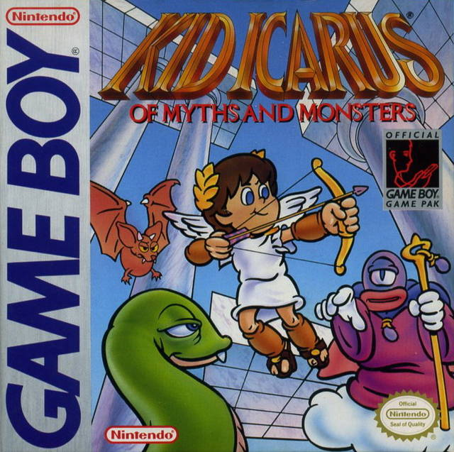 Kid Icarus Of Myths And Monsters GB 3DS VC Retro Review