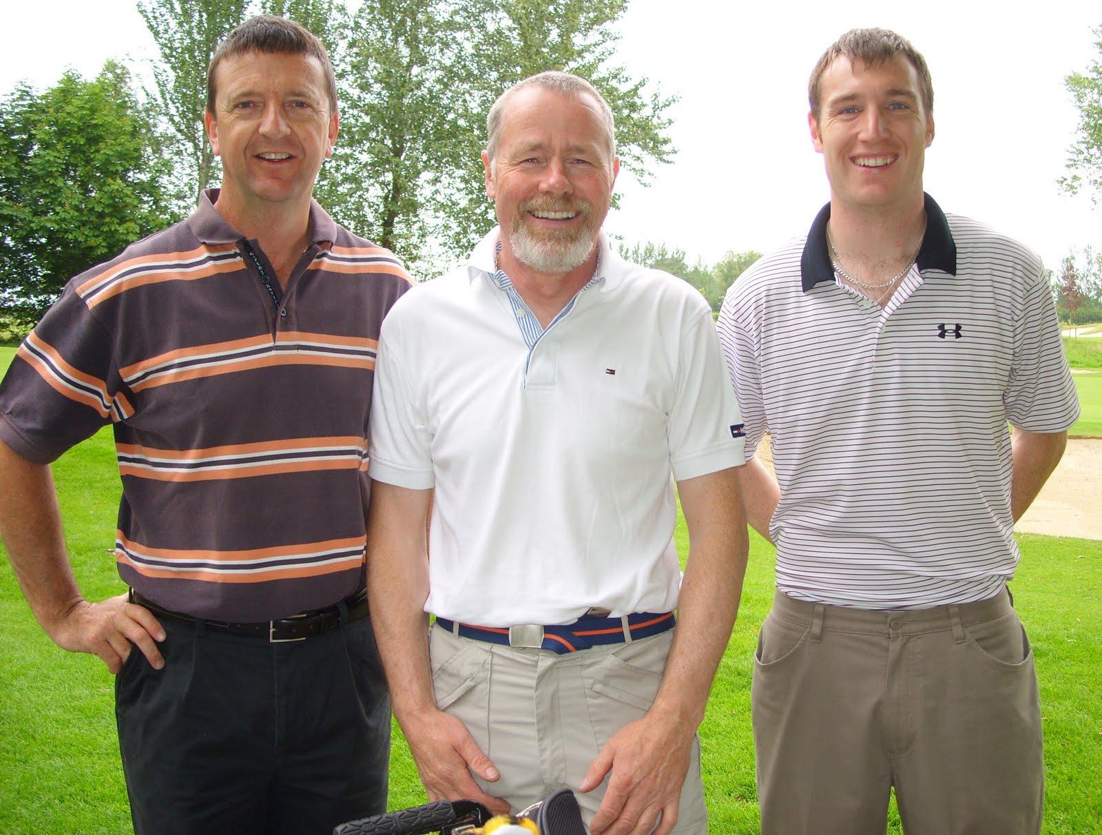 Billy Sinnott, Pat Whelan and