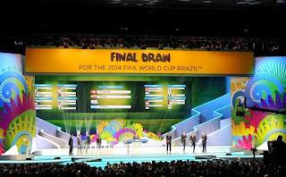 Jadwal Pertandingan Piala Dunia 2014