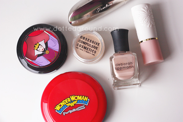 favorites beauty products mac lippmann