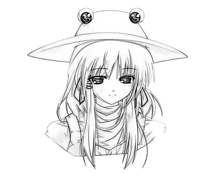 printable-suwako-moriya-portrait-coloring-pages