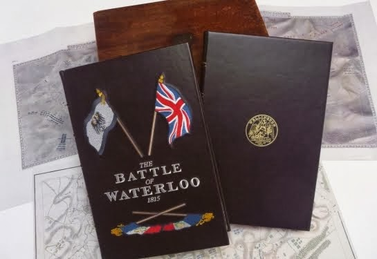 WATERLOO 1815 -A COMMEMORATIVE ANTHOLOGY