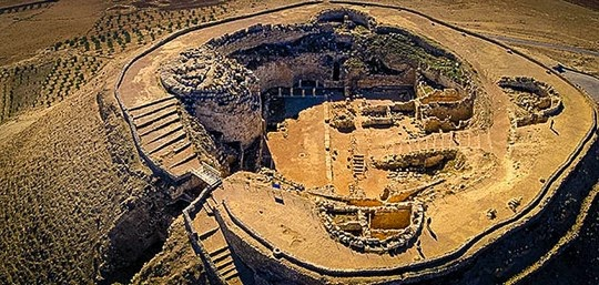 Herodium Alien Tomb