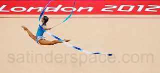 London 2012 rhythmic gymnastics