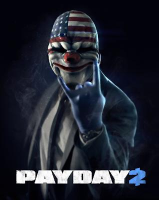 Portada del juego Payday 2