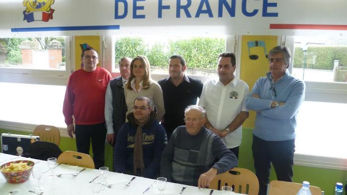 Assemblée Générale du Vespa Club de France 2013