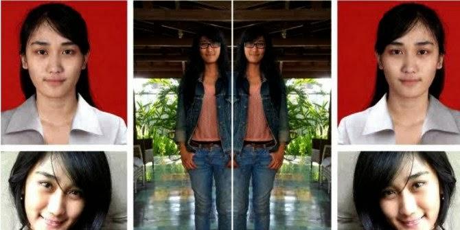 Foto-Foto Femi Nurindah Sari Mahasiswi Cantik Yang Menghilang