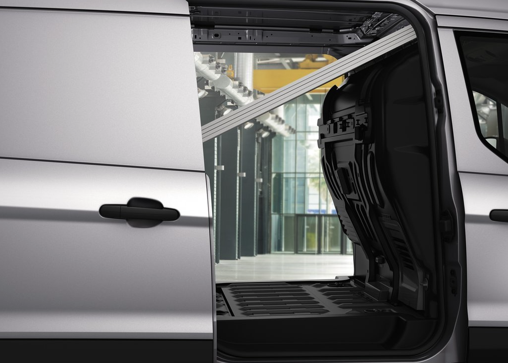 2015 Ford Transit Connect sliding door
