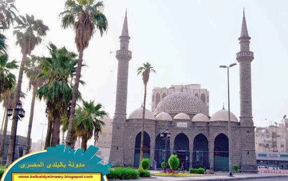 حمل شاشة توقف بانوراميه رائعه لمسجد العنبريه بالمدينه المنوره وتجول فى المسجد كانك داخله بحجم 3.19 ميجا بايت