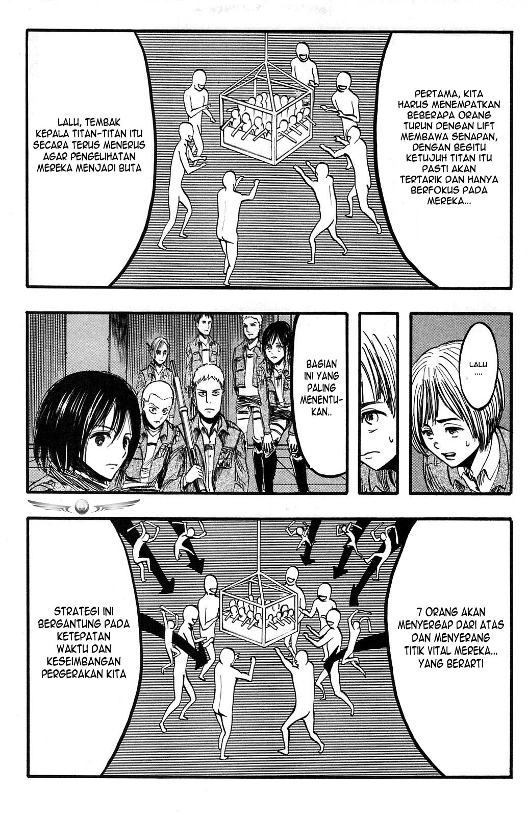 Shingeki no Kyojin Chapter 9-5