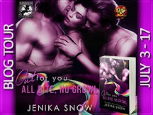 All Bite, No Growl by Jenika Snow