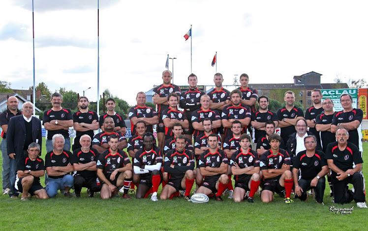UAG II saison 2010-2011