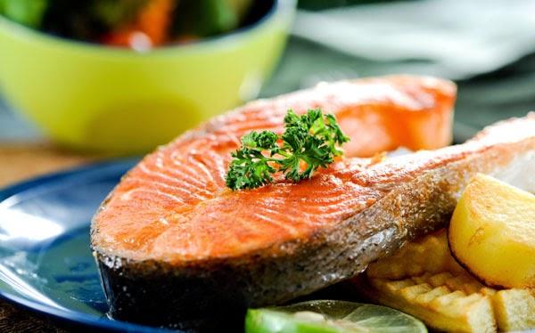 الاسماك اهم مصادر البروتين في الغذاء