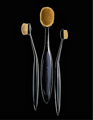New MAC Masterclass Brushes