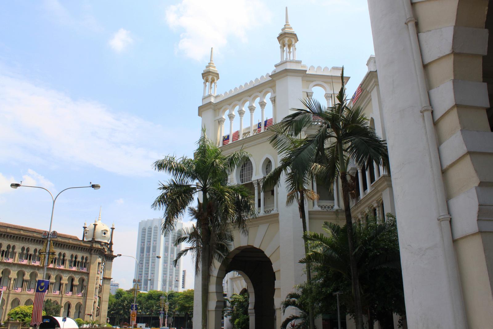 KL Railway Station - Kuala Lumpur